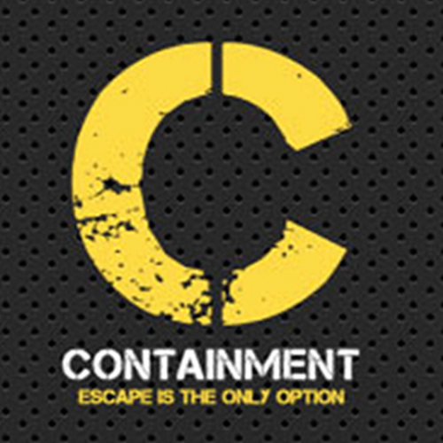 containment escape is the only option logo