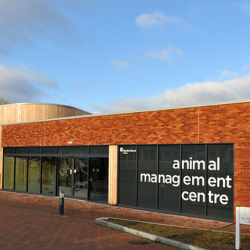 animal management centre building